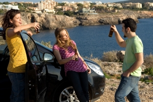 minor in consumption as one of the alcohol offenses in arizona