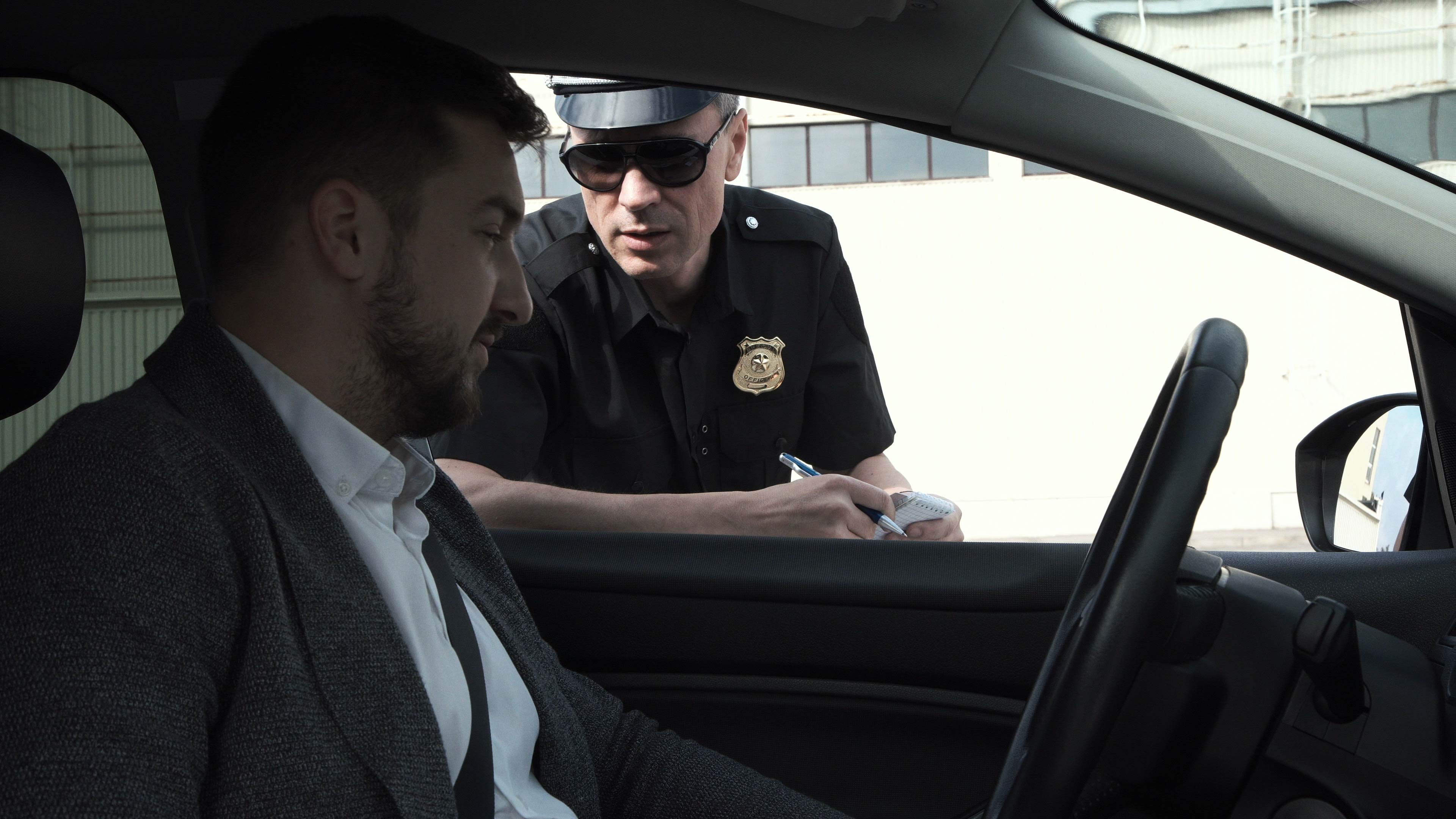 Questions Police Officers Can Ask Drivers Stopped for DUI