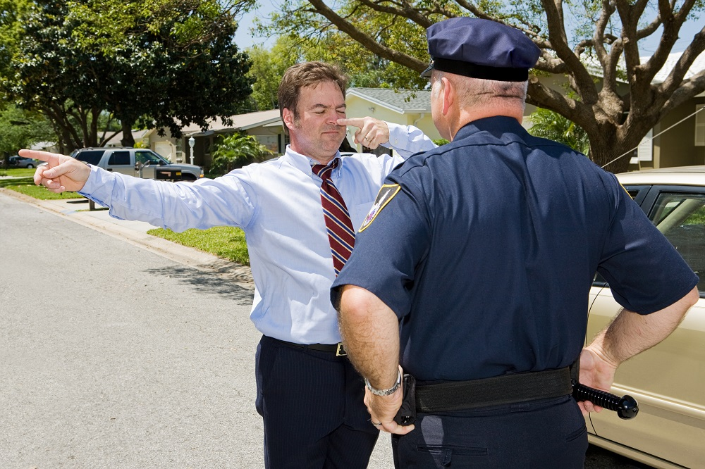 A Failed Field Sobriety Test: The Best Defense Strategies