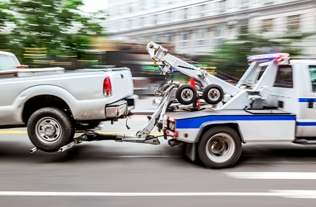 impounding car laws